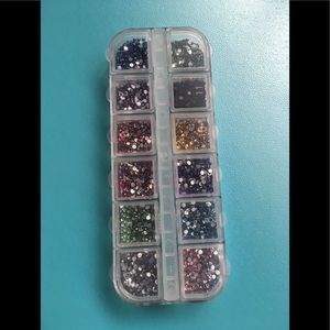 Nail art Rhinestones set